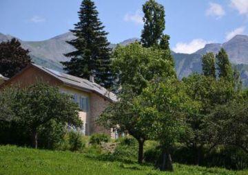 LE GITE DES SILVES (Alpes de Haute-Provence)
