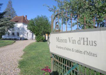 MAISON VIN D'HUS (Allier)
