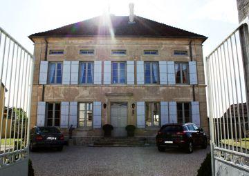 LE VIEUX PRESBYTERE (Haute-Saône)